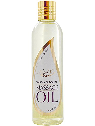 Aceite de masaje NaturOli Warm and Sensual