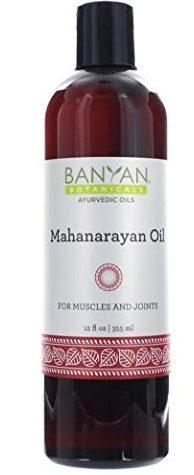anyan Botanicals Aceite Mahanarayan