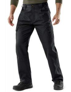 pantalones resistentes al agua