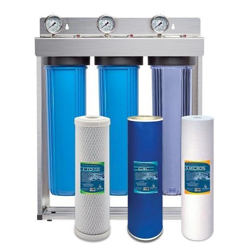 Sistema de filtro de agua Express Water para toda la casa