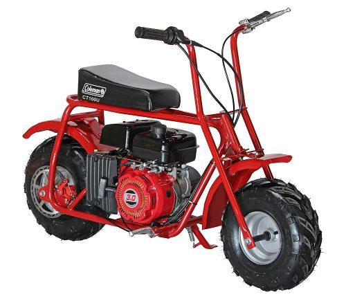Coleman Powersports 98cc / 3.0HP Coleman CT100U minimoto de pista a gasolina
