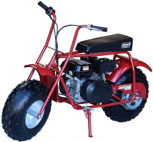 Coleman Powersports 196cc / 6.5HP CT200U-A Mini scooter de minimoto de pista a gasolina para adultos y niños