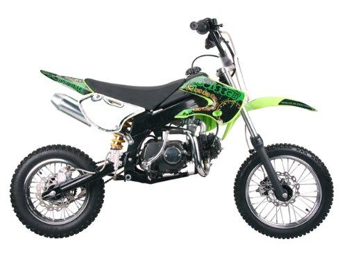Embrague semiautomático de la bici de la suciedad 125cc