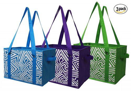 Bolsa de compras reutilizable EarthWise