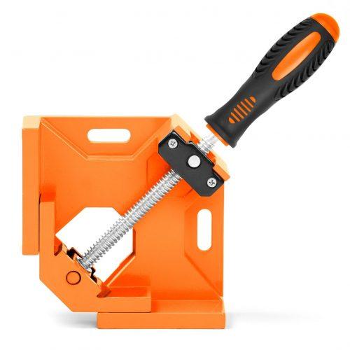 Abrazaderas de ángulo recto de 90 ° HORUSDY / herramientas de abrazadera de esquina para carpintero