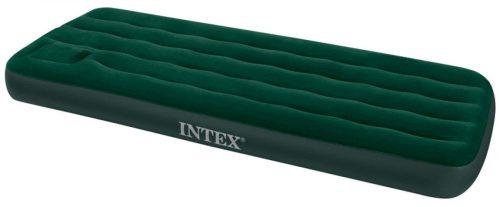 Colchón hinchable Intex Downy con bomba de pie incorporada