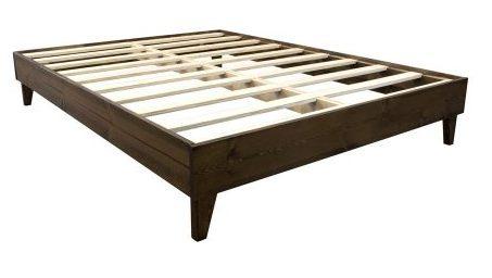 Marco de cama de plataforma