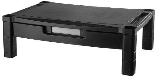Soporte para portátil / monitor extra ancho ajustable en altura Kantek