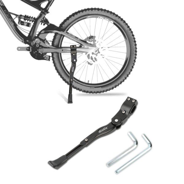 10. Soporte para bicicleta FORTOP Bicicleta ajustable Aleación de aluminio para 22