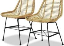 Las 10 sillas de ratán más vendidas