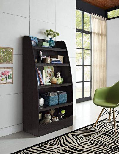 Librería de 4 estantes para niños Ameriwood Home Hazel