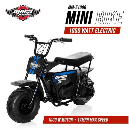 Monster Moto - minimoto Eléctrica - 1000W