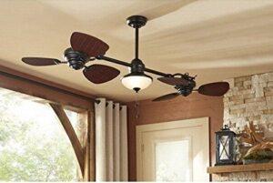 Los 10 ventiladores de techo para exterior más vendidos