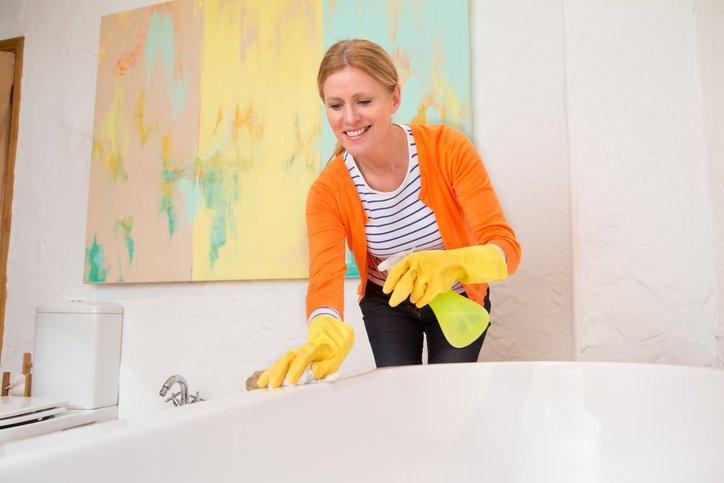 Los 10 productos de limpieza para bañeras más vendidos