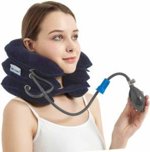 Dispositivo de tracción de cuello