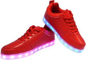 zapatillas iluminados