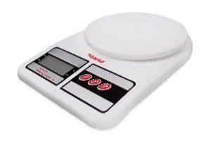 Básculas de cocina digitales
