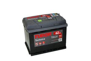 Las 10 baterías para coche más vendidas