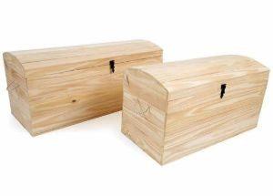 Baúles de madera