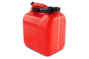 Bidones de gasolina