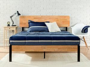Las 10 camas de plataforma de madera más vendidas