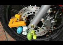 Candados para motos