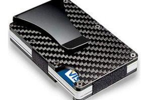 Las 10 carteras con clips para billetes más vendidas