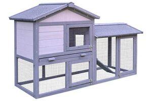 Casetas y jaulas para conejos