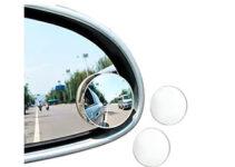 Espejos retrovisores gran angular