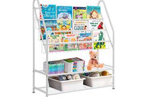 Las 10 estanterías de libros para niños más vendidas