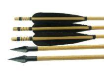 Flechas para arco