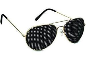 Gafas reticulares