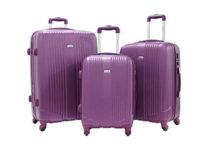 Juegos de maletas de viaje
