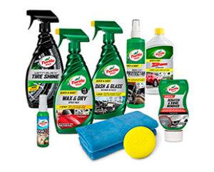 Los 10 kits de limpieza de coches más vendidos