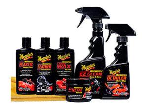 Los 10 kits de limpieza de motos más vendidos