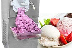 Las 10 máquinas de helados más vendidas