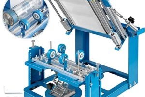 Las 10 máquinas de serigrafía más vendidas