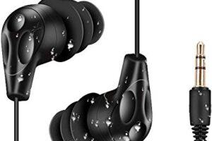 Los 10 auriculares impermeables más vendidos