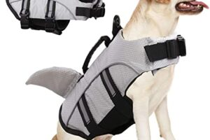 Los 10 chalecos salvavidas para perros más vendidos