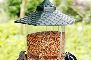Los 10 comederos para pájaros más vendidos