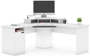 Los 10 escritorios de esquina blancos más vendidos