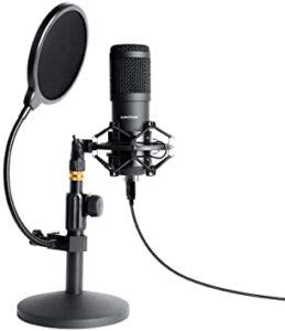 Los 10 micrófonos para ordenador más vendidos