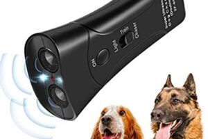 Los 10 repelentes ultrasónicos de perros más vendidos