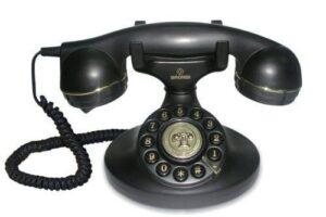 Los 10 teléfonos fijos vintage más vendidos