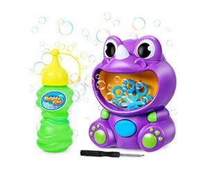 Las 10 máquinas de burbujas más vendidas