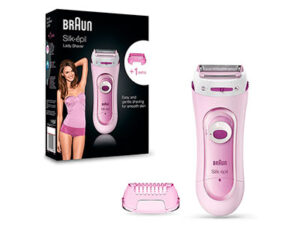 Las 10 maquinillas de afeitar eléctricas para mujer más vendidas