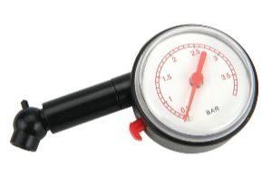 Medidores de presión de neumáticos