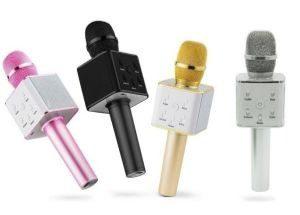 Micrófonos karaoke bluetooth