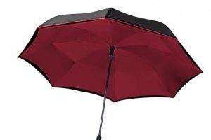 Paraguas reversibles