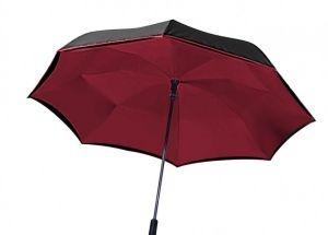 Eono by Azul//Punto Paraguas Invertido de Doble Capa Paraguas Plegable de Manos Libres Autoportante,Paraguas a Prueba de Viento Anti-UV para la Lluvia del Coche al Aire Iibre